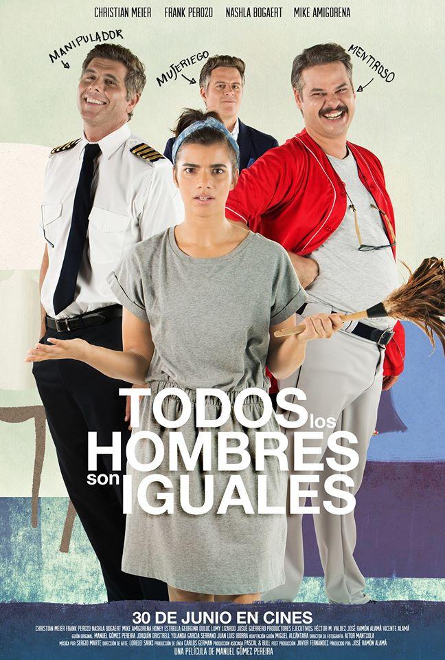 TODOS LOS HOMBRES SON IGUALES