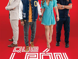 QUE LEON - Premiere in Dominican Republic and Puerto Rico