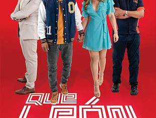 QUE LEON - Premiere in Dominican Republic and Puerto Rico