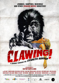 CLAWING!
