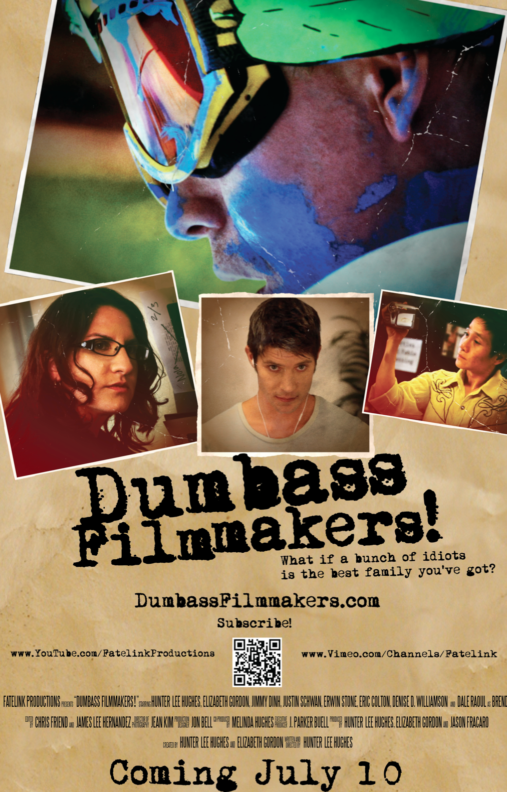 DUMBASS FILMMAKERS!
