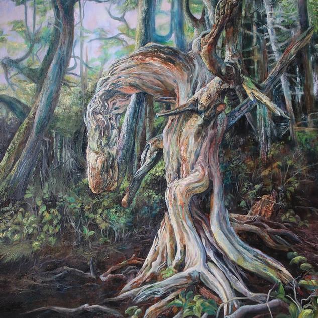 """""""Uclulet, Elephantine Tree, BC'"""