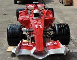 macau race car