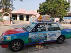 3D Birdie Taxi