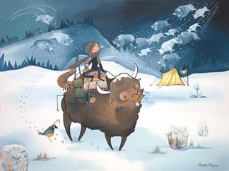 Buffalo Snowstorm