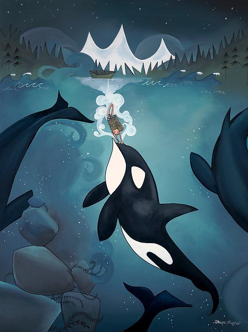 Orca Girl
