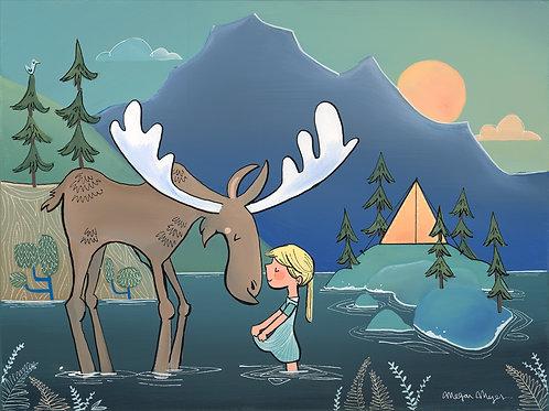Moose Mountain Girl