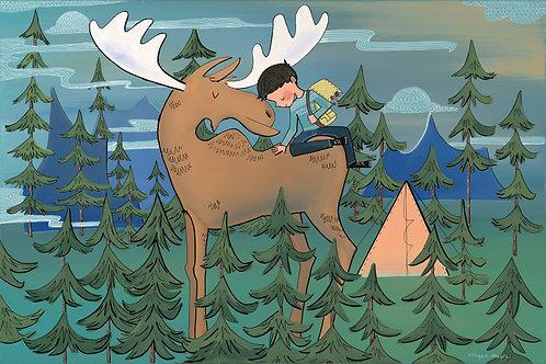 Moose Friend