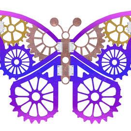 Butterfly Texture Pass