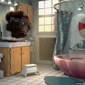 Stephen's Bathroom