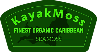 kayak moss caribbean health sea moss gel carriacou grenada