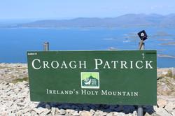 Top of St. Patrick's Mountain-Jenn B