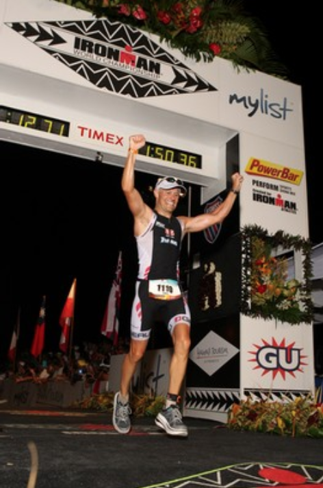 Kona Ironman Finish by Craig P