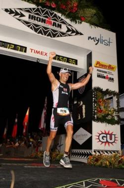 Kona Ironman Finish by Craig P
