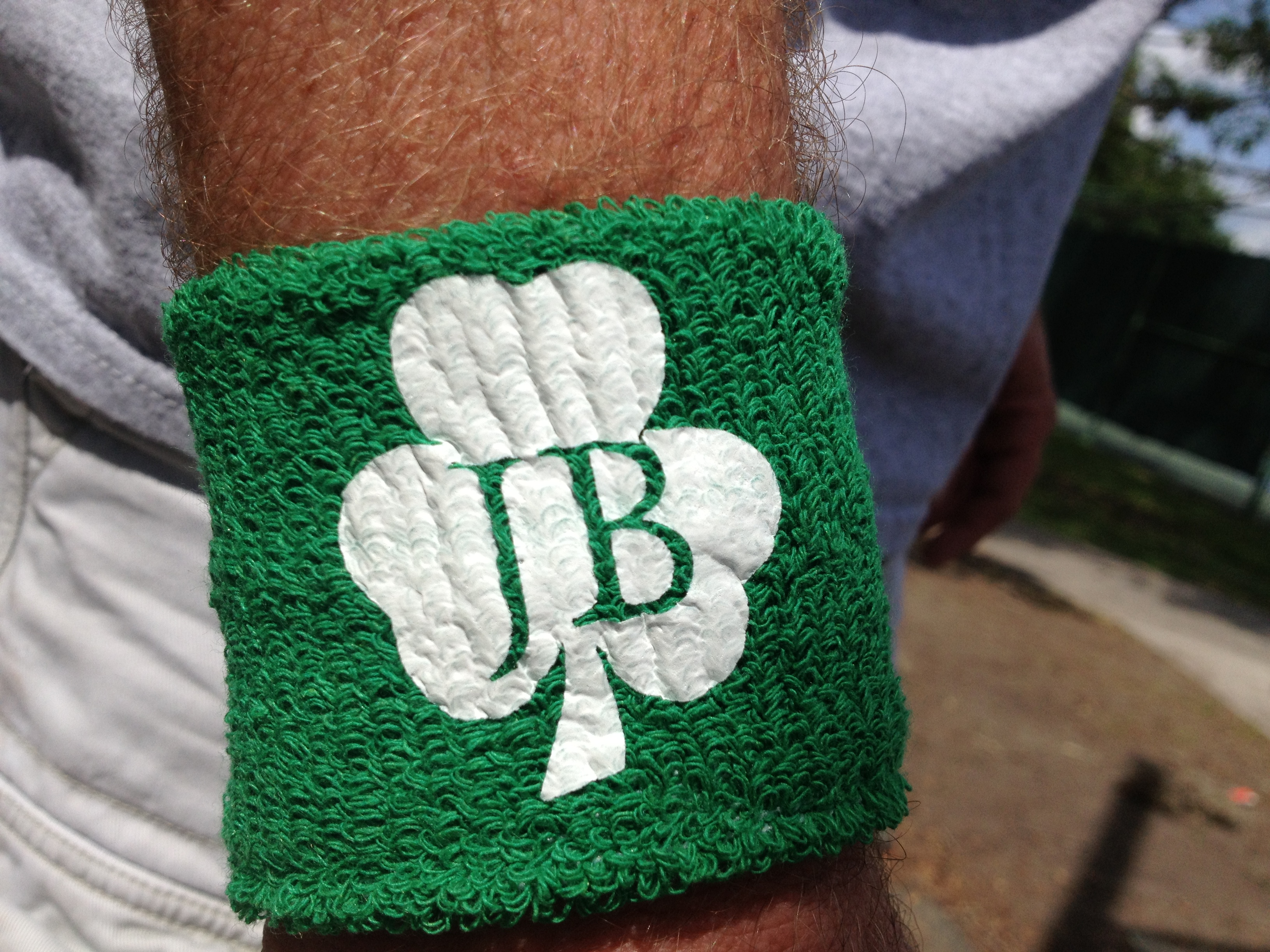 Delaney Park Little League Wristband