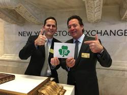 New York Stock Exchange by HGVC