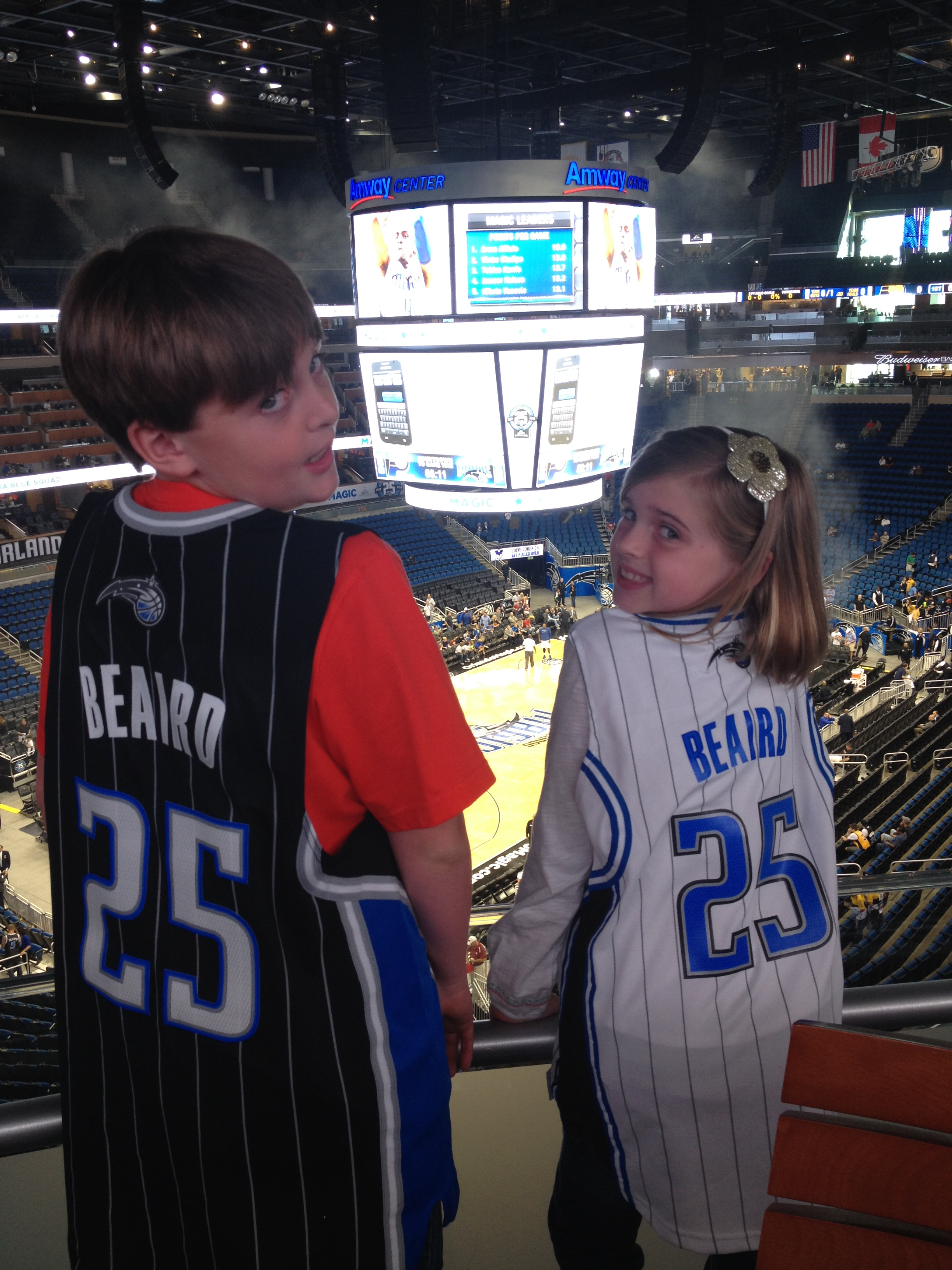 Orlando Magic Game