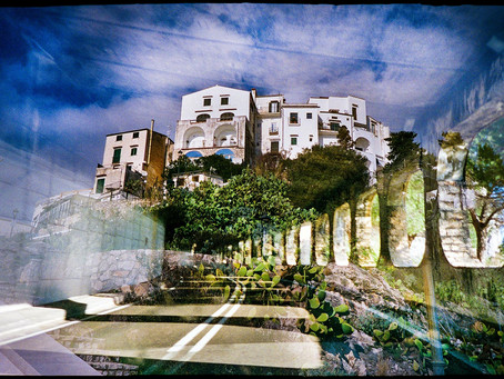 TUNNEL SPERLONGA by ALEXANDRO PELAEZ