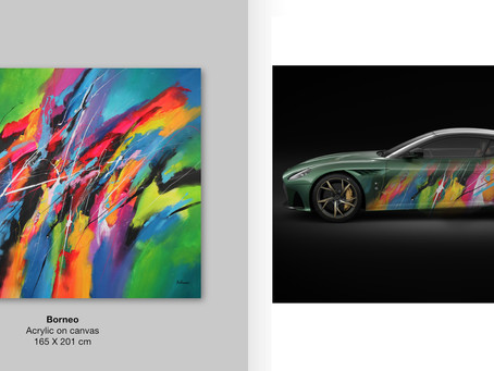CAR WRAPS by PIERRE BELLEMARE