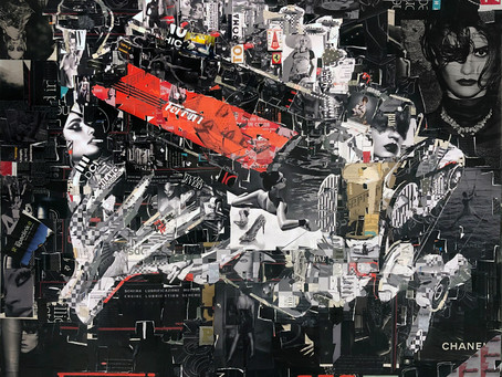 VROOM WITH A VIEW by DEREK GORES
