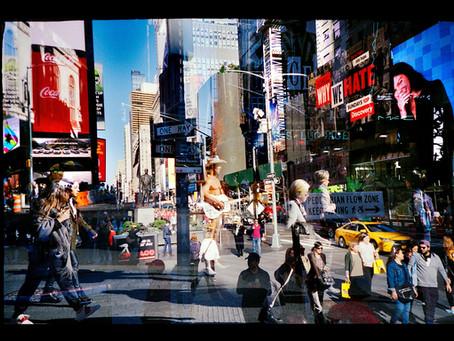 TIMES SQUARE 2 by ALEXANDRO PELAEZ