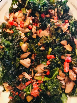 Veggie side dish