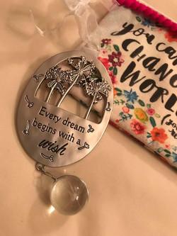 Sweet gift from Kristen