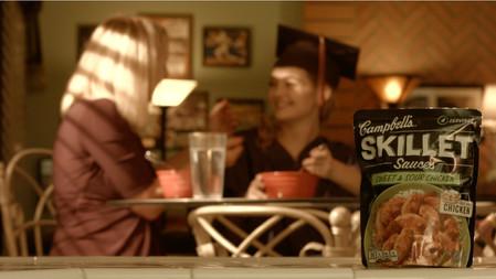 Campbells Skillet Sauces Commercial