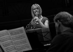 Rehearsal, Naomi and Tim