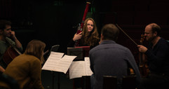 Rehearsal, Amy and ensemble 2