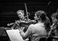 Rehearsal, Gemma, Ruth, Claudia