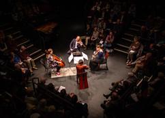 Concert, Quartet
