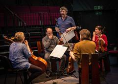 Rehearsal, Clarinet Quintet