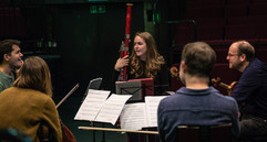 Rehearsal, Amy and ensemble