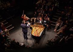 Concert, Ruth, Tim, Matt
