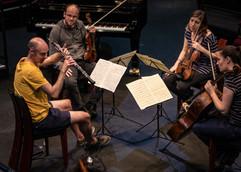 Rehearsal, Oboe Quartet