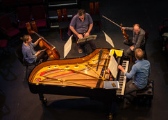 Rehearsal, Clarinet, Piano quartet