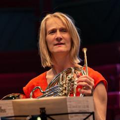 Rehearsal, Naomi (horn)