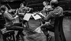 Rehearsal, Quartet, mono