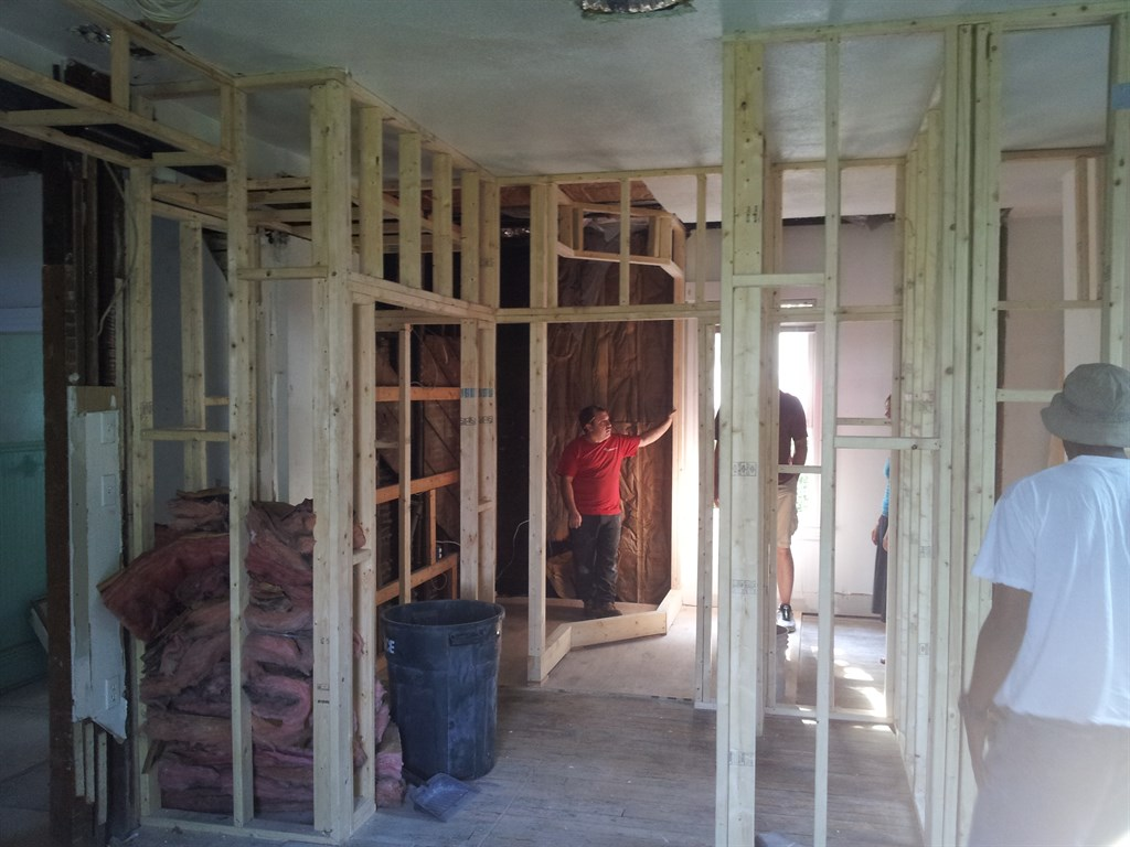 Whole House Remodel Fraiming Stage.jpg