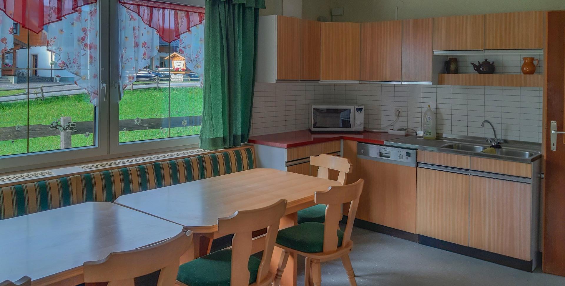 Kueche Ferienhaus