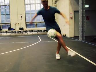 Brizze imponerer stort på Futsal landsholdet