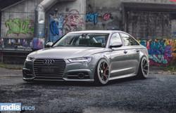 Radi8 R8C5 - Audi A6 TDI Quattro S-line