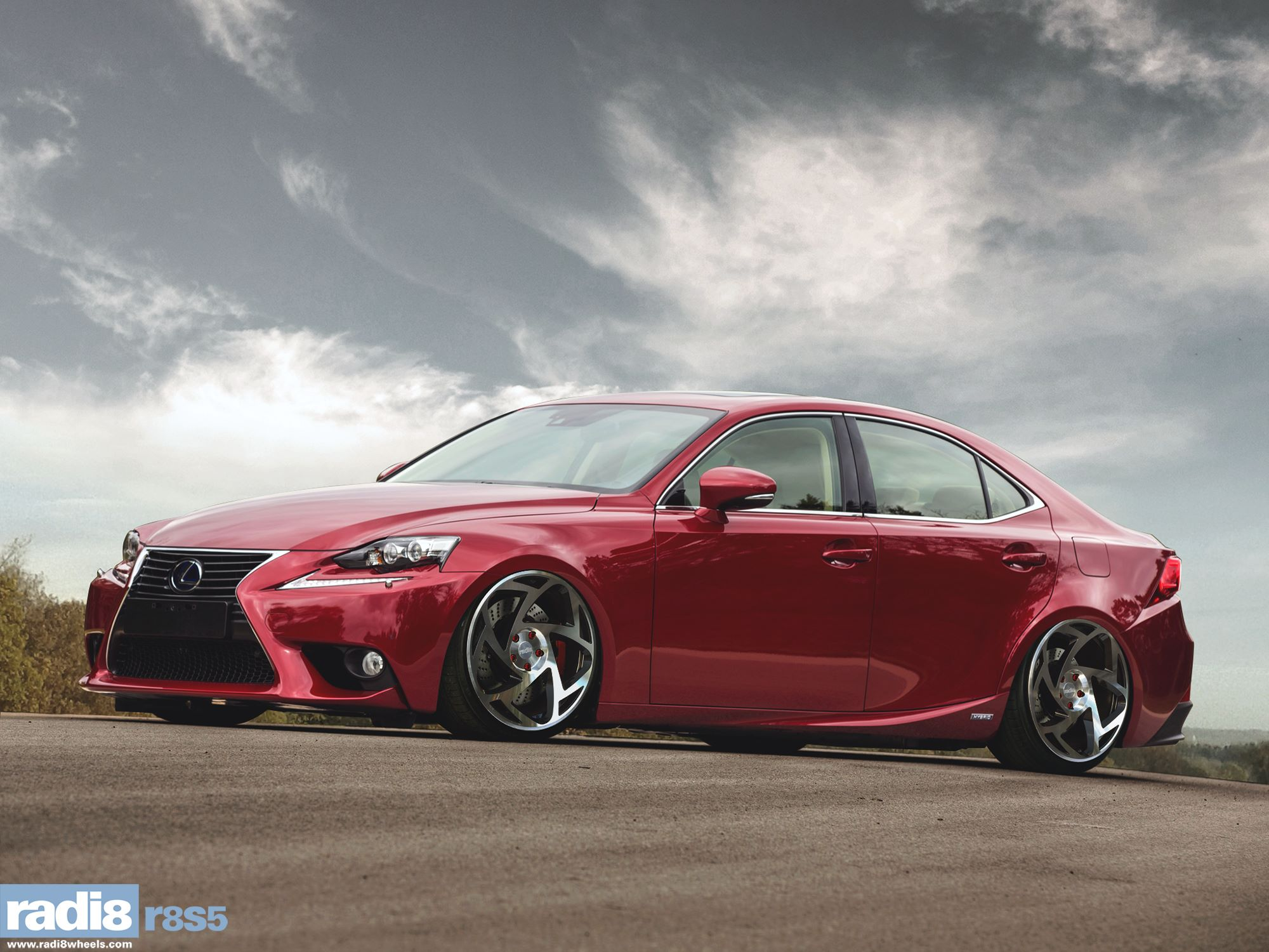 Radi8 R8S5 - Lexus IS 300h
