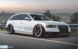 Radi8 R8C5 now - Audi A4 Allroad