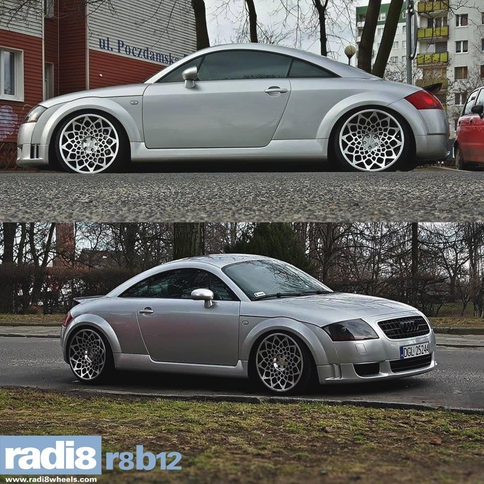 Radi8 R8B12 + Audi TT