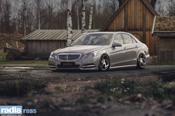 Radi8 R8S5 Wheels - Mercedes Benz E Klasse