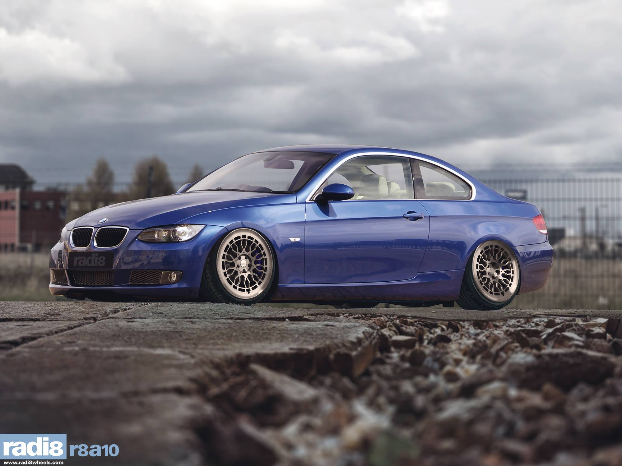 Radi8 R8A10 - BMW 3 series Coupe