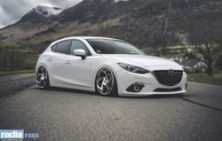 Radi8 R8S5 - Mazda 3