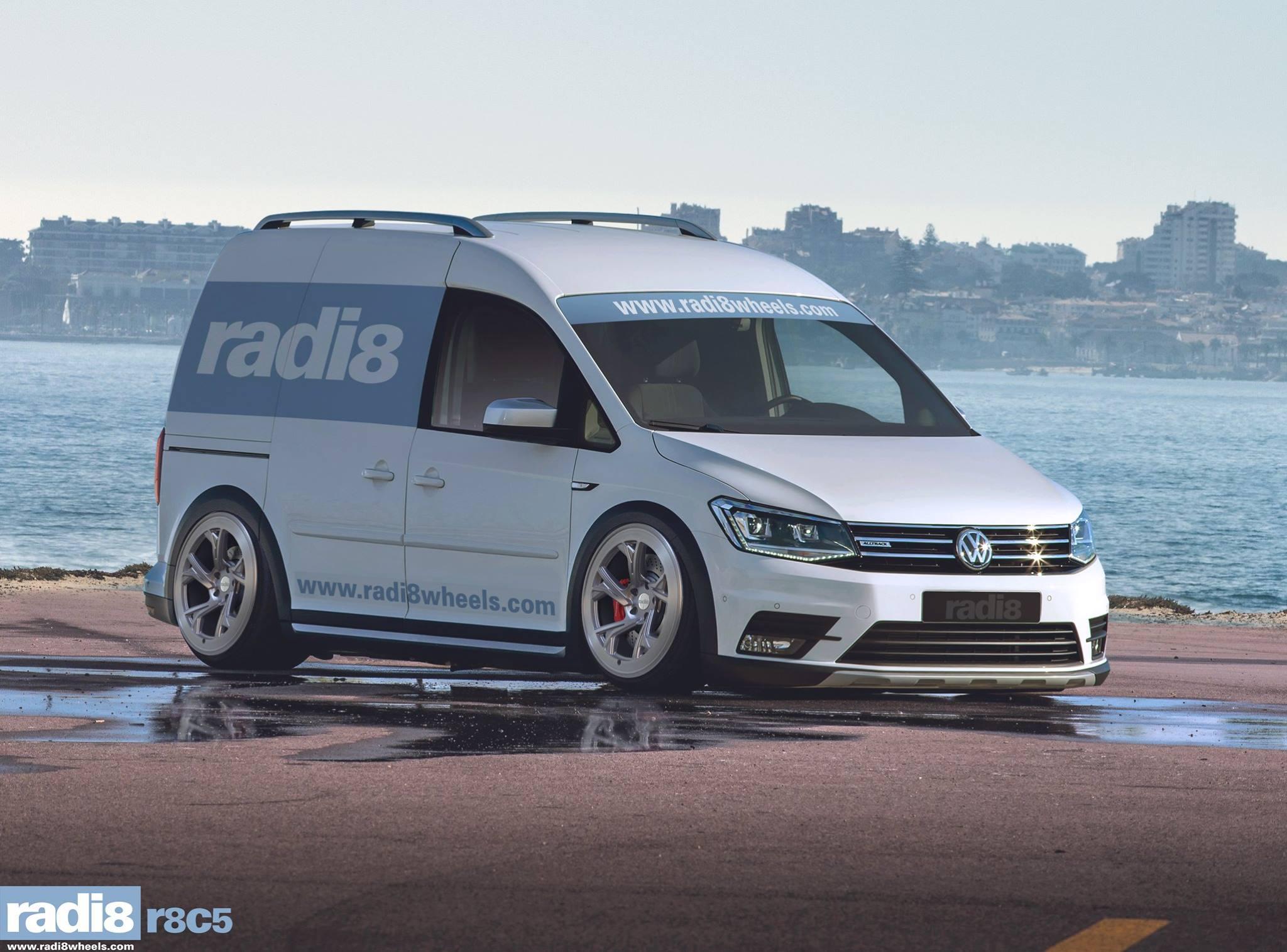 Radi8 R8C5 - Volkswagen Caddy 65